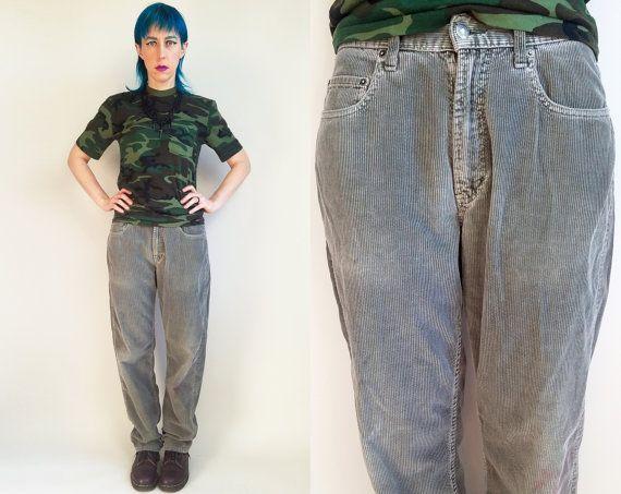 6be5ca68 90s Corduroy Pants Gap Cords Vintage Gap Vintage 90s Pants 90s ...