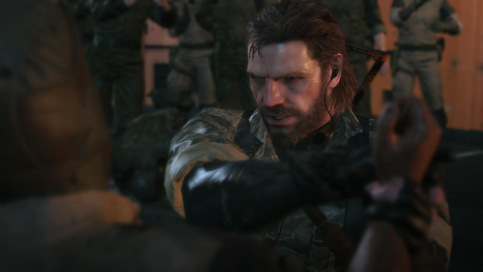 272 1 1457885513 Png 1600 900 Metal Gear Metal Gear Solid Wolverine Marvel