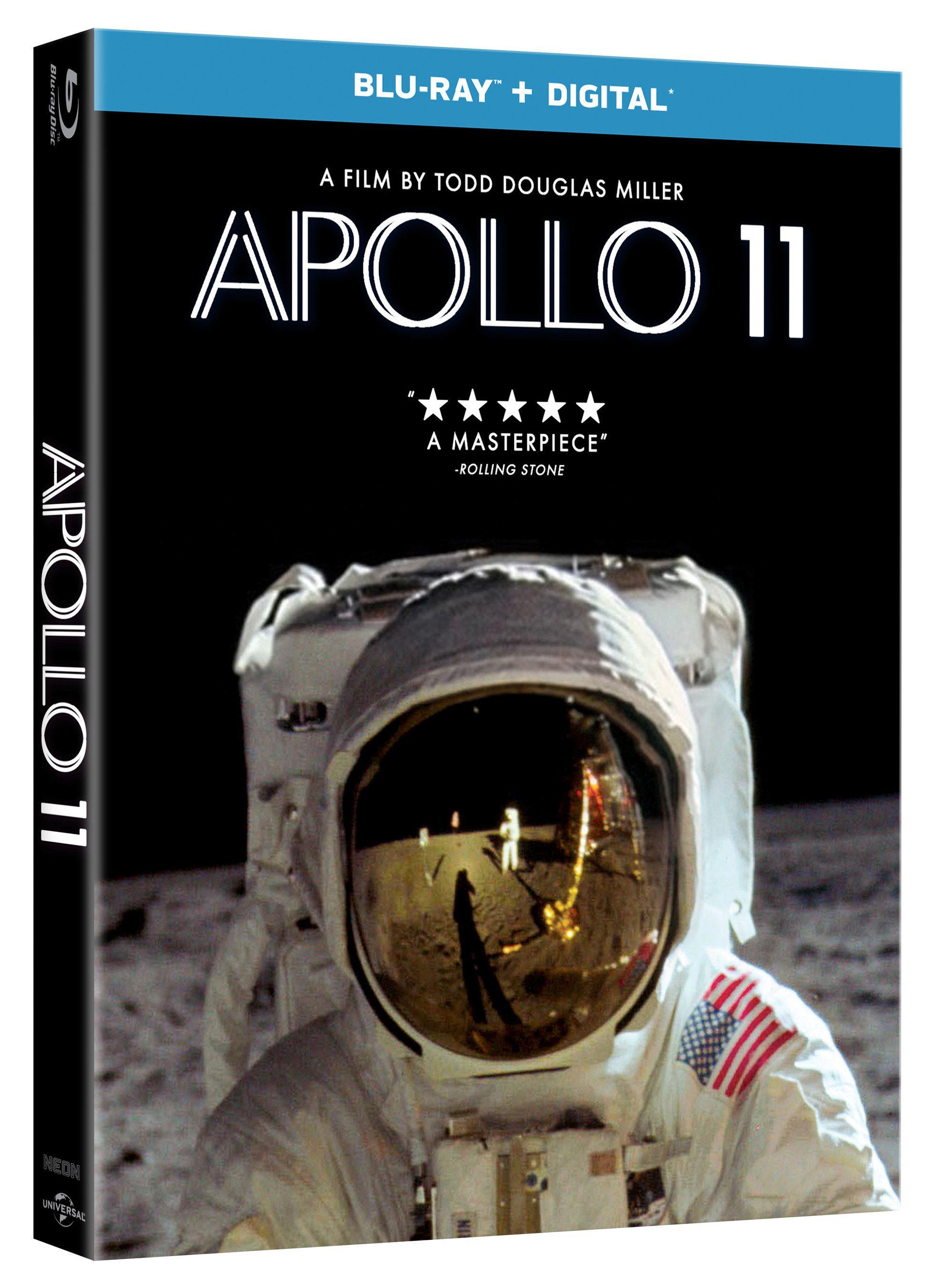 Bluray and dvd date for apollo 11 2019 apollo 11 blu