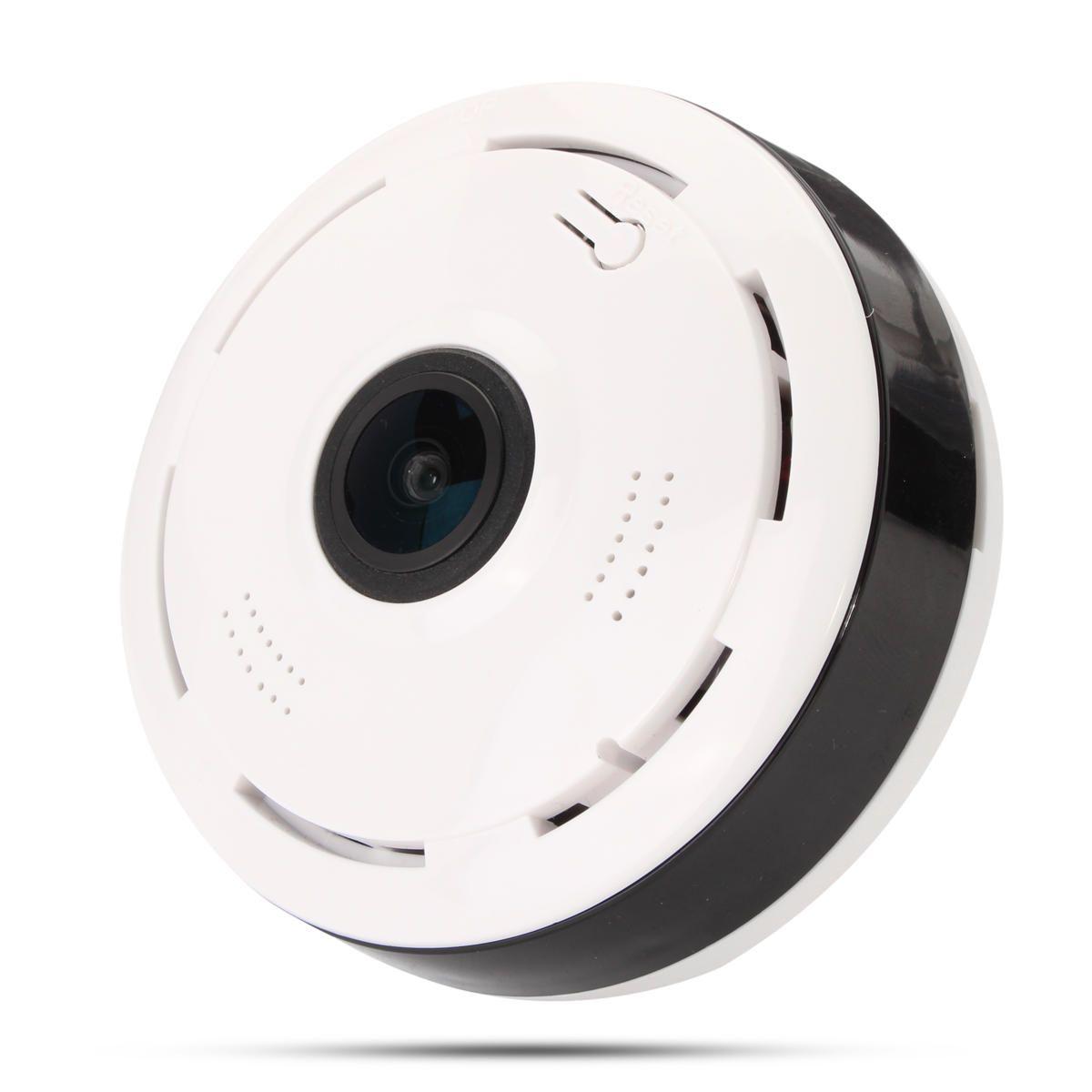 360 Degree Panoramic Smart IP Camera IPC Wireless P2P 960P Security Home Camera