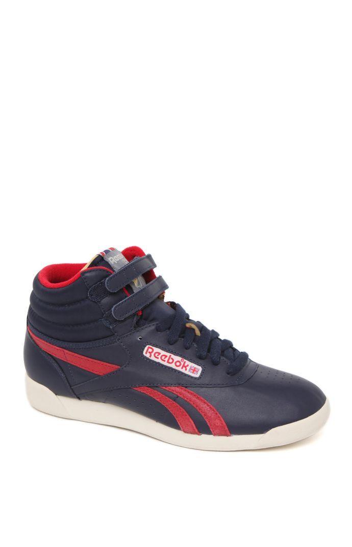 Fresh Style High Top Vintage Sneakers