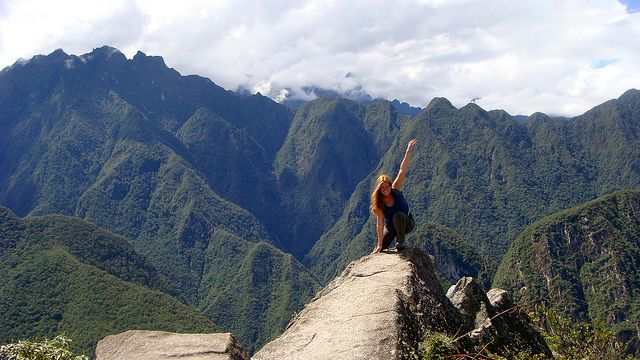 Wayna Picchu - On the Top of the World !
