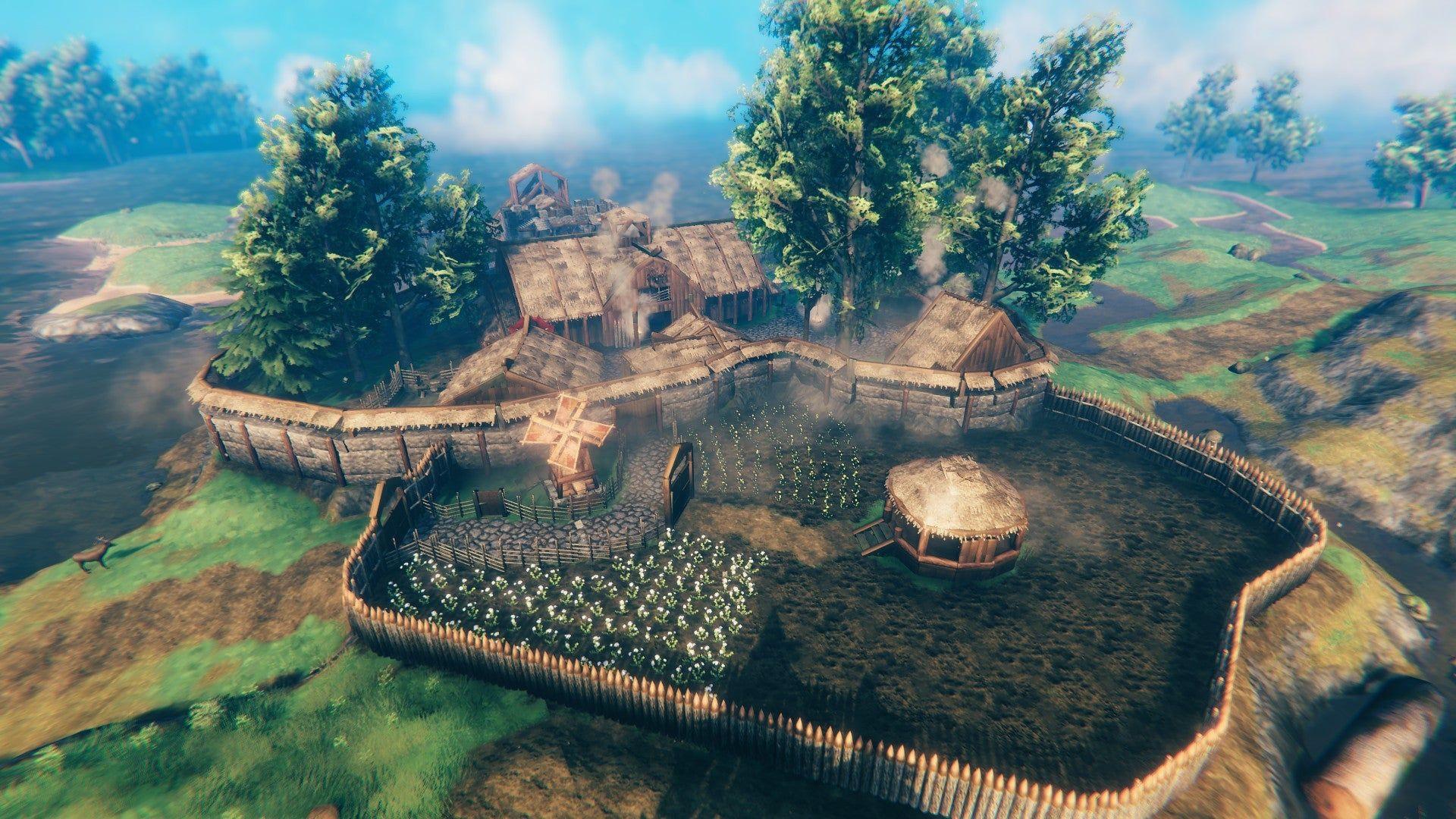Park Art|My WordPress Blog_How To Build A Dock Valheim