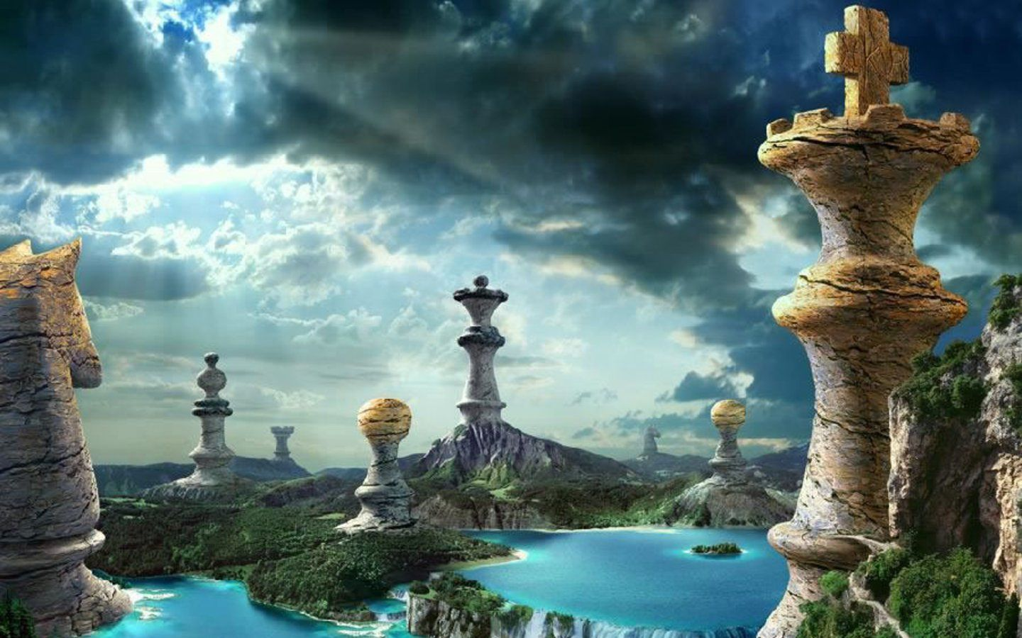 fantasy world |  : best fantasy places new world pictures free
