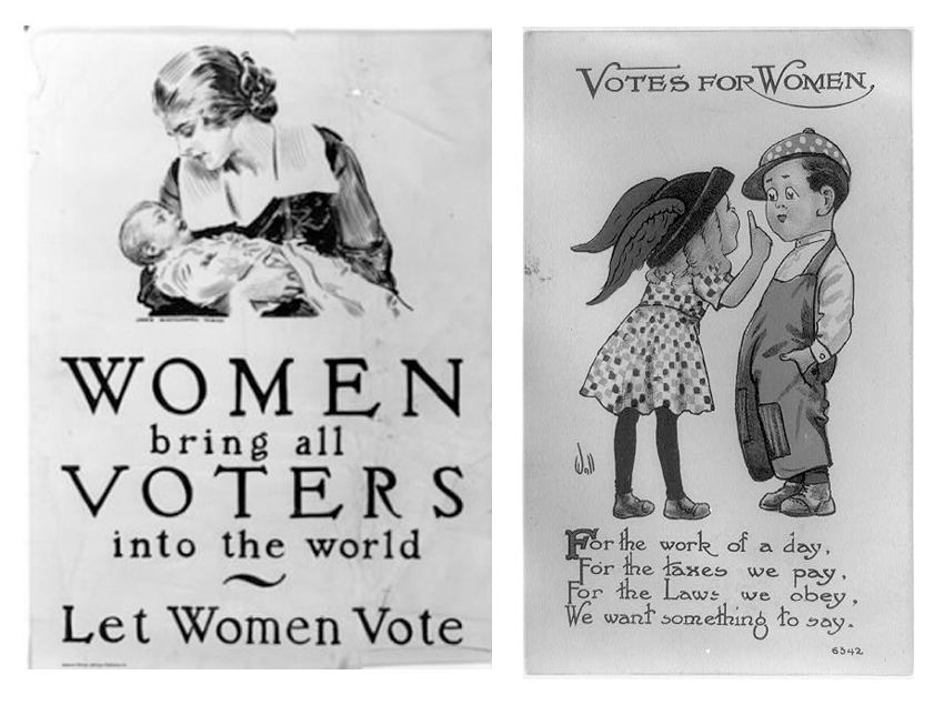 a short history of the women suffragettes movements The women's rights movement summary: women's rights is the fight for the idea that women should have equal rights with men over history, this has taken the form of gaining property rights, the women's suffrage, or the right of women to vote, reproductive rights, and the right to work for for.
