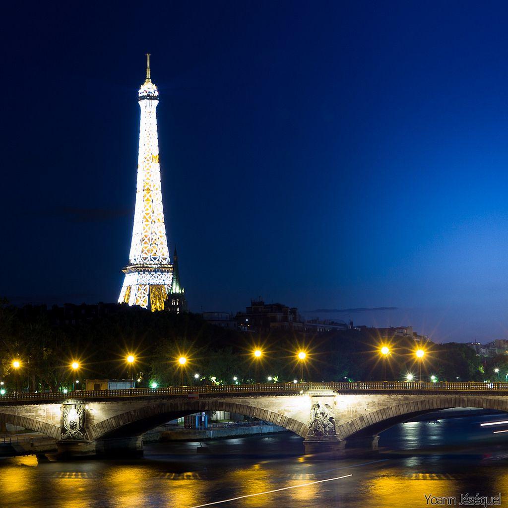 Paris | Paris by night
