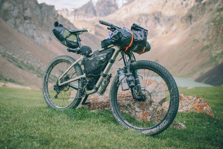 Salsa Woodsmoke Review 29 Mit Bildern Fahrrad Fahrradreisen Reiserad
