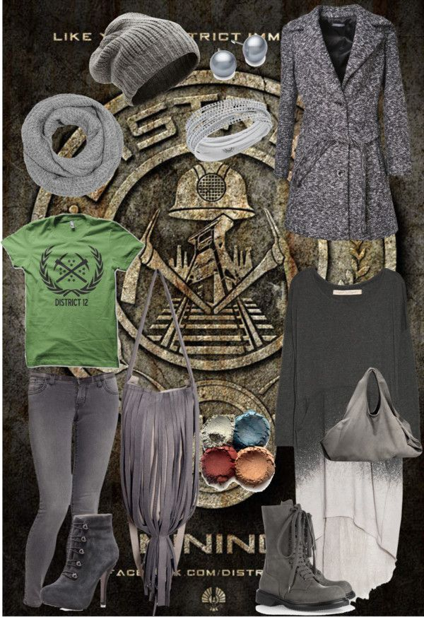 """""""District 12"""" by bmathias on Polyvore"""