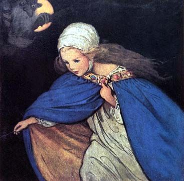 The Princess and the Goblin, by George MacDonald