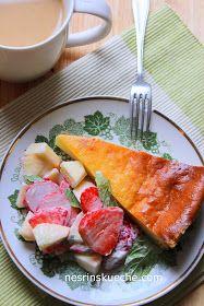 Erdbeersalat mit Zwiebel