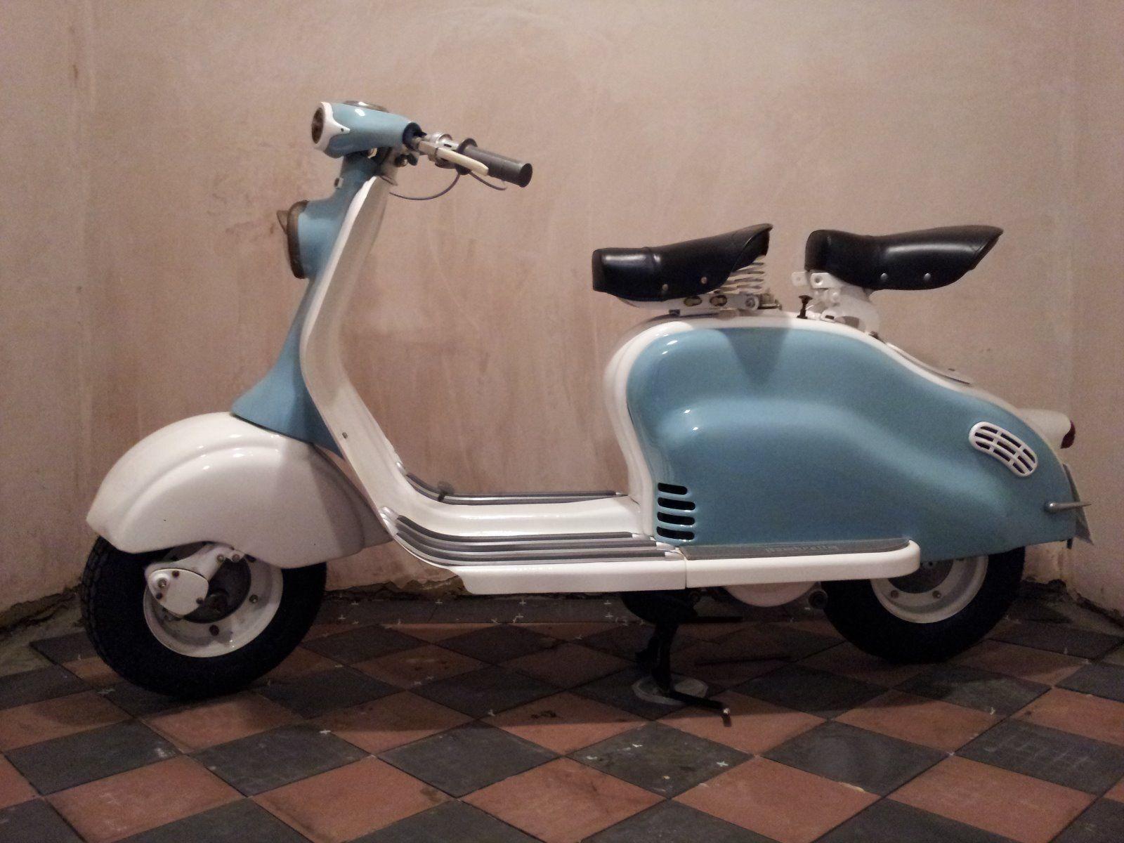 lambretta ld 150 1957 motos pinterest. Black Bedroom Furniture Sets. Home Design Ideas