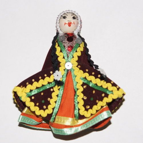 Bashkir-traditional-dressed-doll-Aziza-Handmade