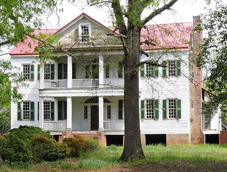 J. Wesley Brooks House Greenwood, South Carolina (With