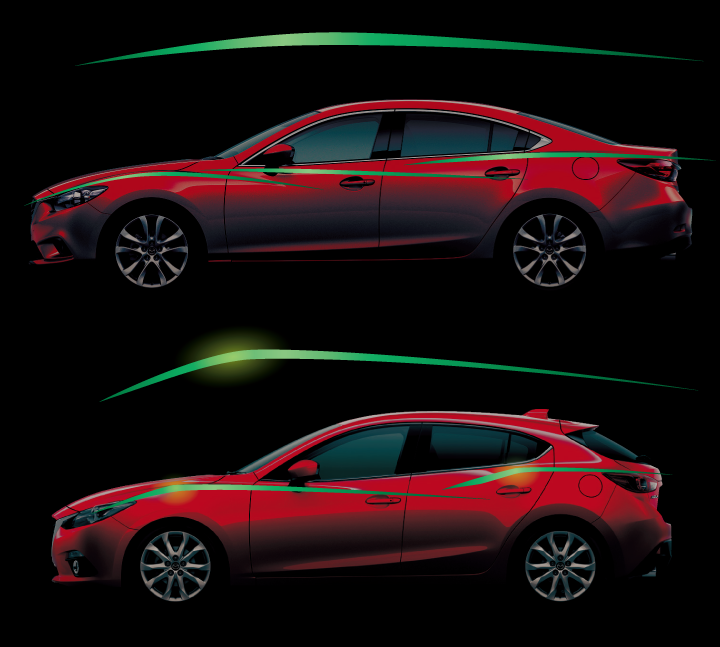 "Russ Darrow Mazda >> The KODO: ""Soul of Motion"" design language creates dynamic ..."