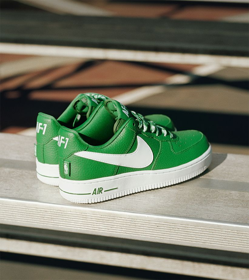 e9e4d3a4 Nike Air Force 1 Low NBA Pack Seven Colorways | Nike Shoes | Nike ...