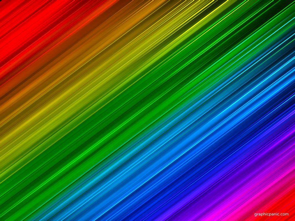 Rainbow Backgrounds | Rainbow Background HD | PowerPoint Background ...