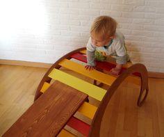 Spielmöbel Für Kinder Selber Bauen Mit Schablone Kletterbogen