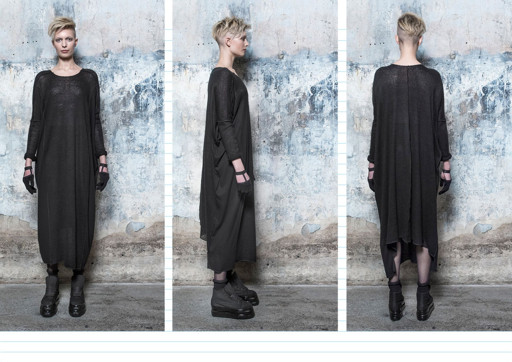 BEATE GODAGER// BLACK-COPY COLLECTION 2013 #beategodager #womanswear #blackcopycollection #scandinavian #lookbook