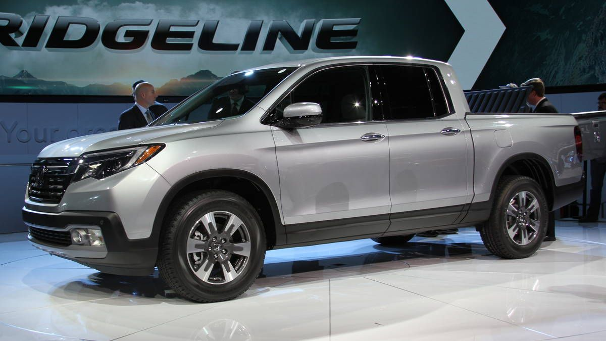To Hear The Automaker Tell It, The 2017 Honda Ridgeline    Which Just Made  Its Debut At The Detroit Auto Show    Is The Sort Of Truck Youu0027ll Buy If  Youu0027re ...