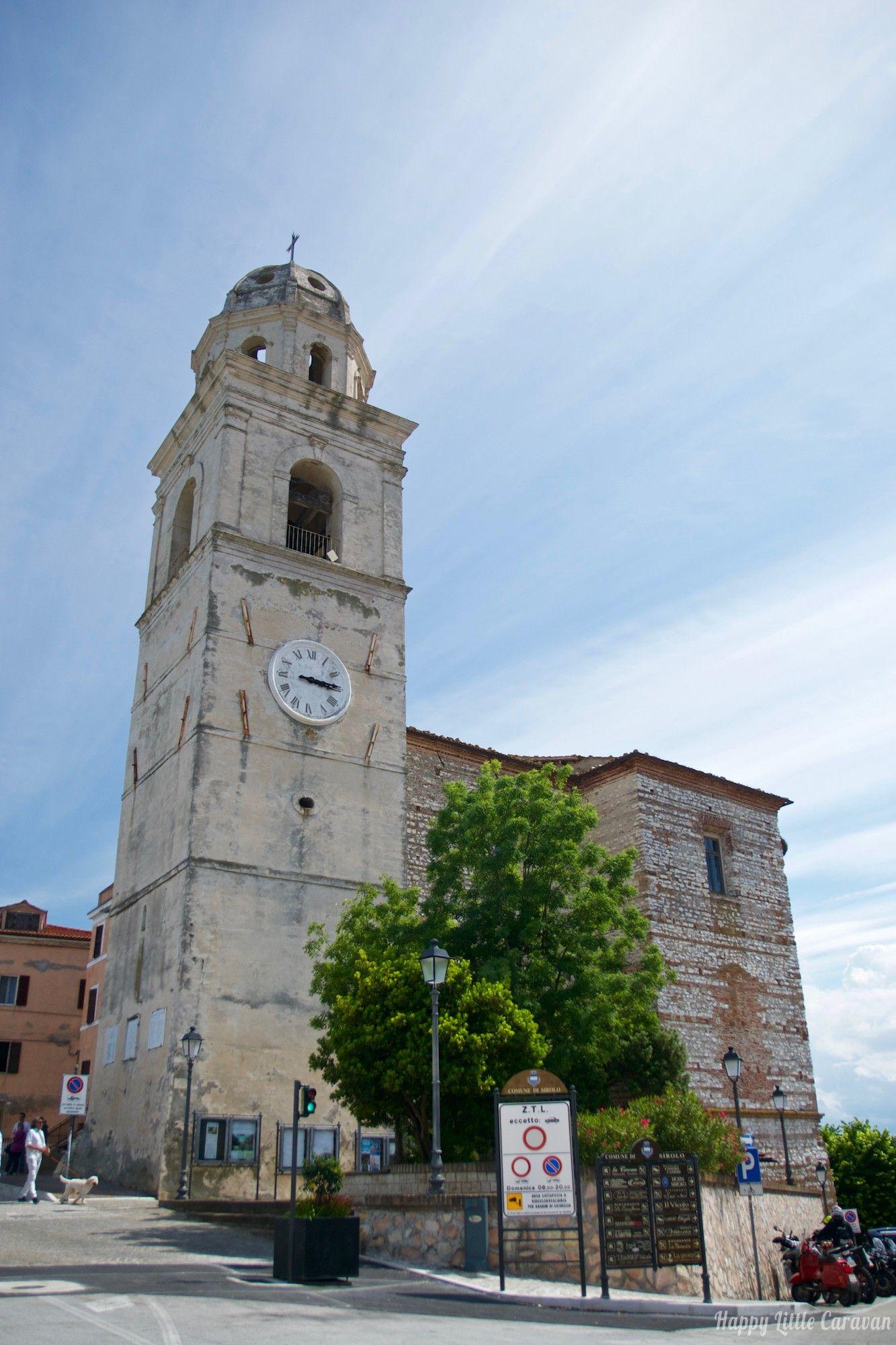 Sirolo, splendido borghetto in provincia di Ancona, immerso nel ...