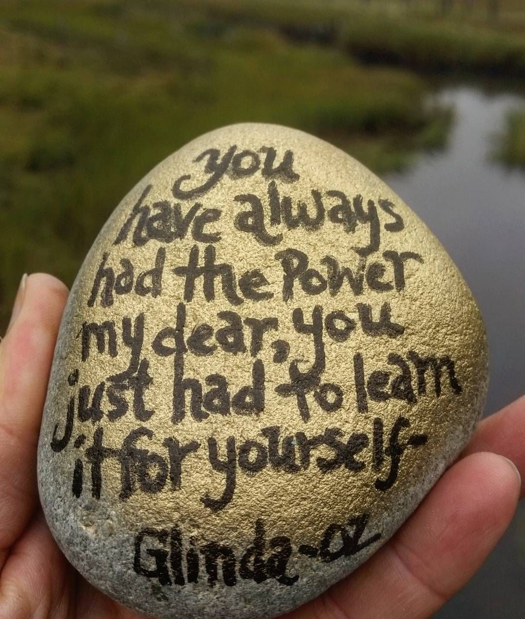 154 likes 7 comments the kindness rocks project