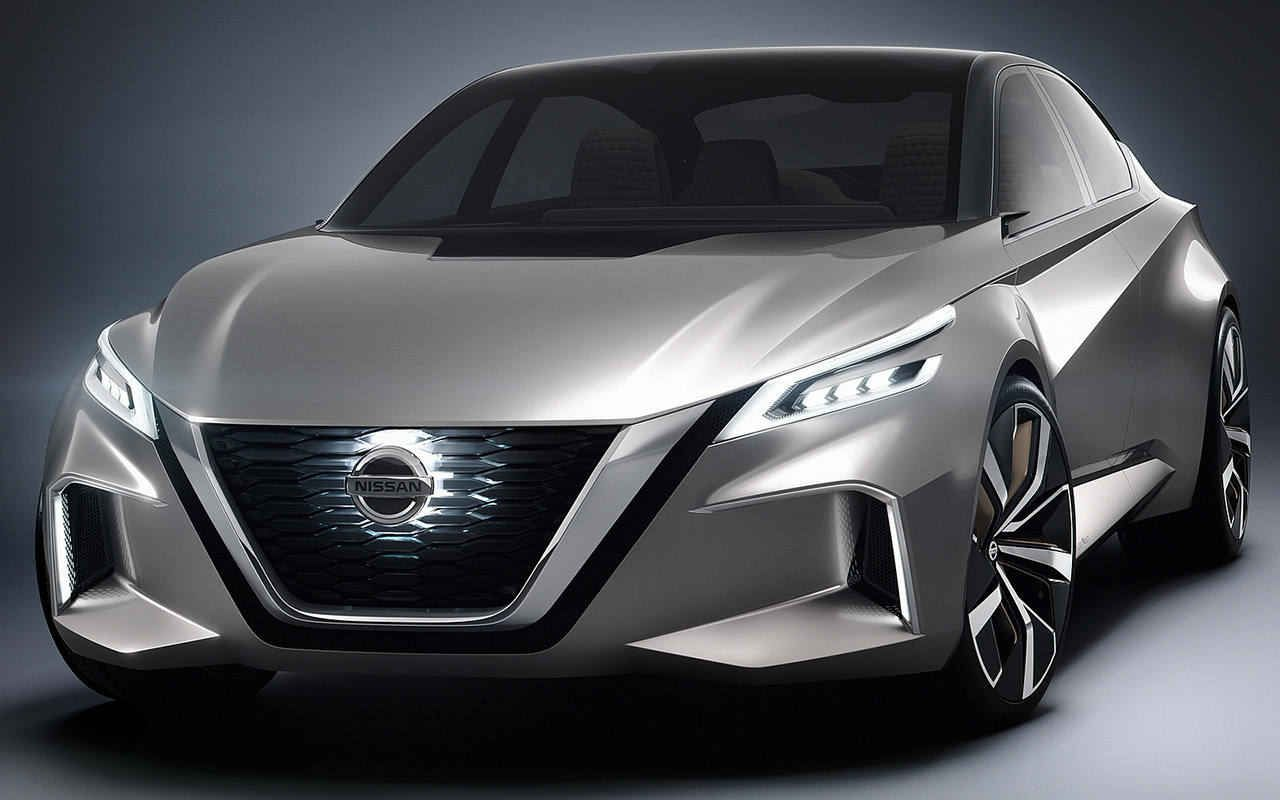 Pin by Briant James on New Car Models 2017 | Nissan altima ...