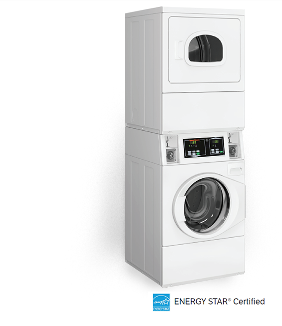 Speed Queen Commercial Stack Washer Dryer Stacked Washer Dryer