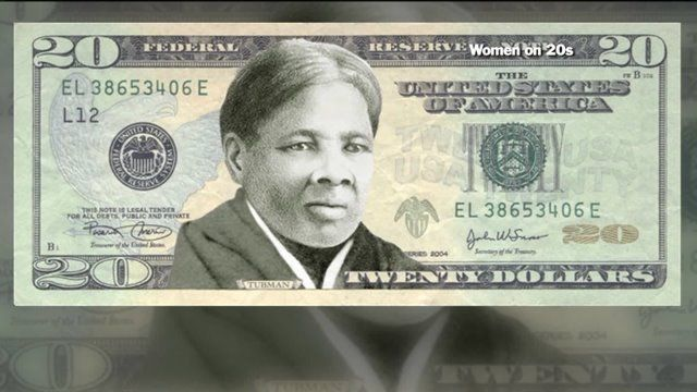 Harriet Tubman Wins Poll For Woman On 20 Bill Harriet Tubman Harriettubman Harriet Tubman Twenty Dollar Bill Dollar Bill