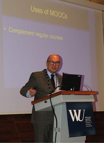 EFMD Annual Conference 2014: Plenary IV – MOOCs