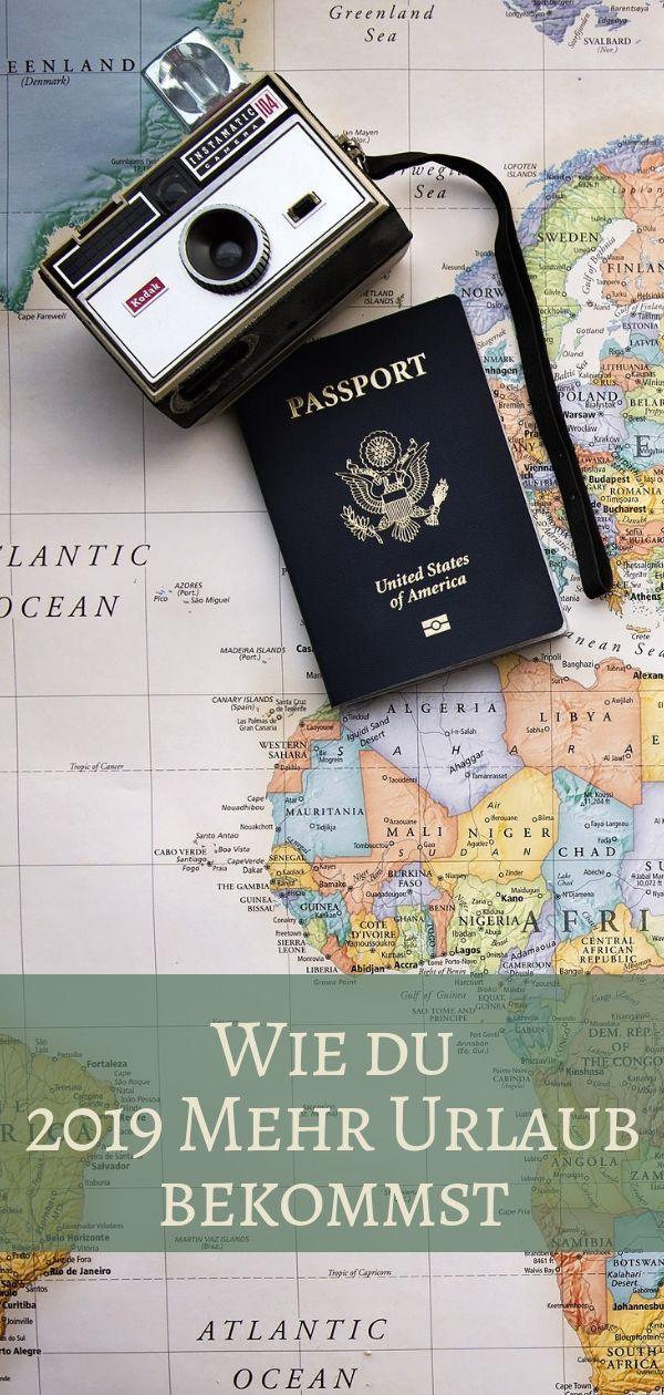 Urlaubsplanung 2019: Wie du durch Brückentage mehr Urlaub bekommst - * Reisen - Tipps - Hotels * Gruppenbord -