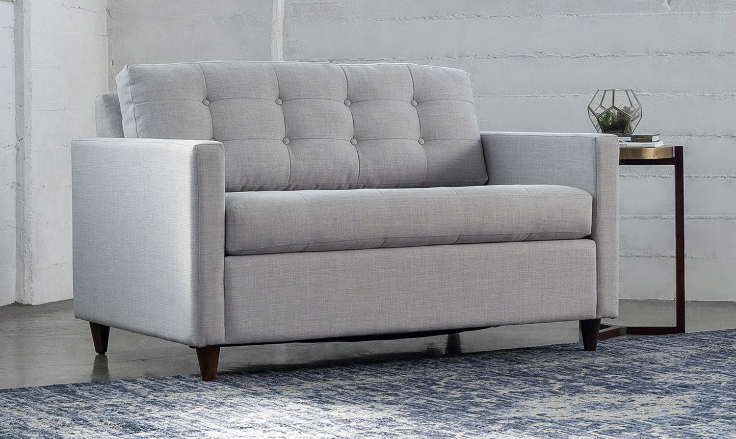 the best sleeper sofas for small spaces sleeper sofas small