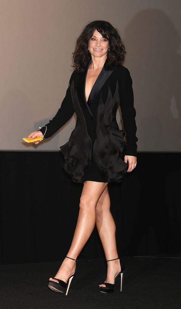 Actress Evangeline Lilly attends the 'Ant-Man And The Wasp ...