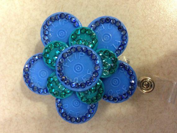 Pin By Shanda Morris On Medicine Cap Crafts Badge Badge
