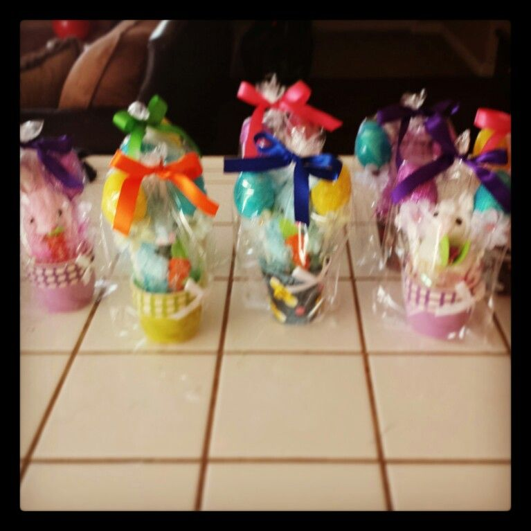 My little mini easter gifts for my nieces and nephews party my little mini easter gifts for my nieces and nephews negle Choice Image