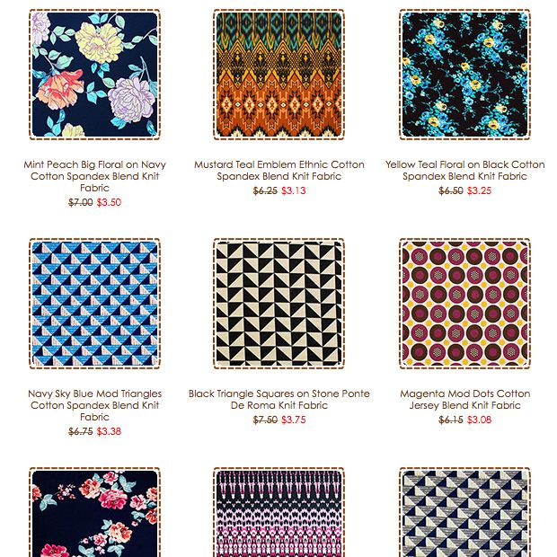 Shop Girl Charlee Sale Category For 50 Off Savings On A Wide Range Of Fabrics From Across The Store Include With Images Fabric Stores Online Indie Sewing Patterns Fabric