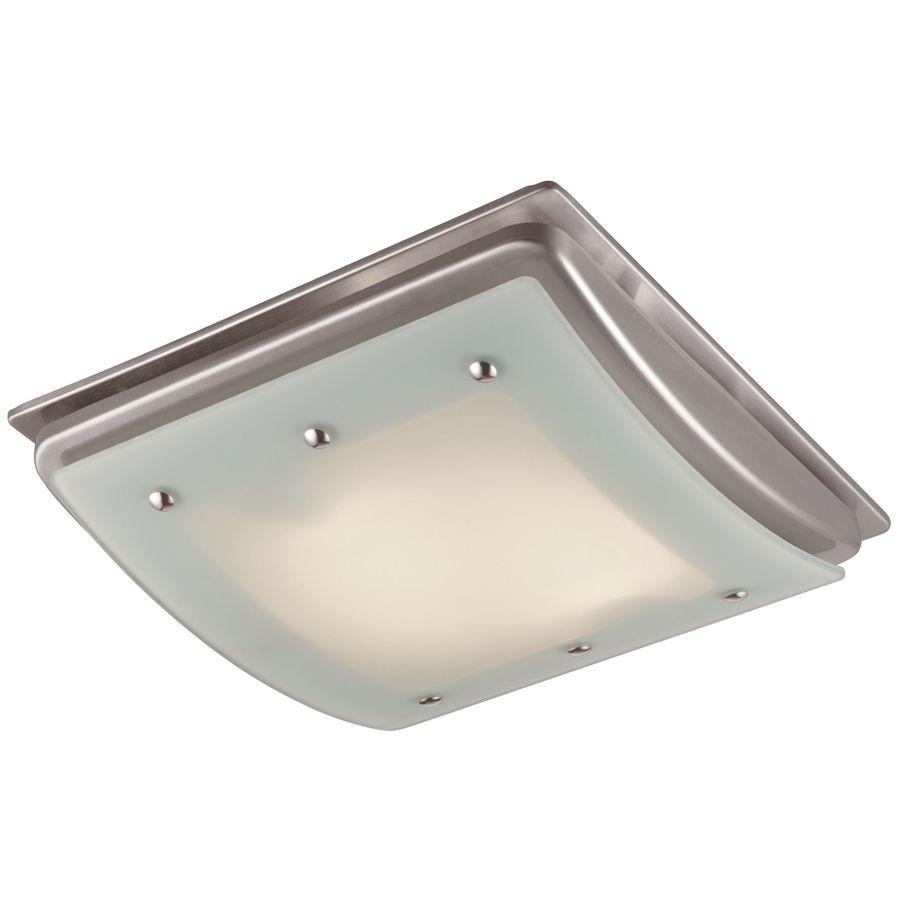 Ductless Bathroom Fan Heater
