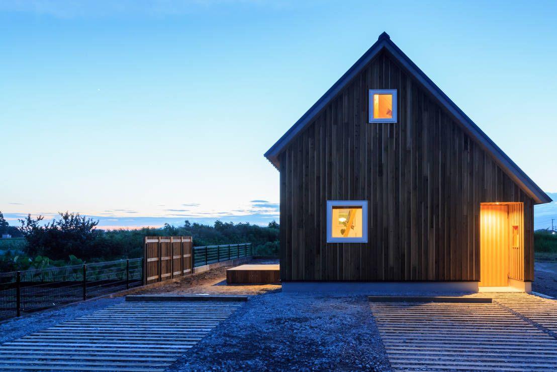 シンプルコンパクトな平屋 小さな空間が生み出す特別な暮らし