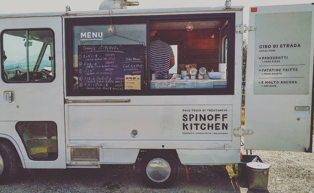 まー On Instagram 昨日 近くに来ていたおしゃれなフードトラック フードトラック 移動式屋台 フードトラックのデザイン