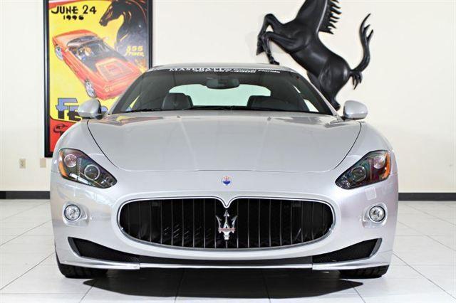 2012 Maserati Granturismo (Stock# 65107)