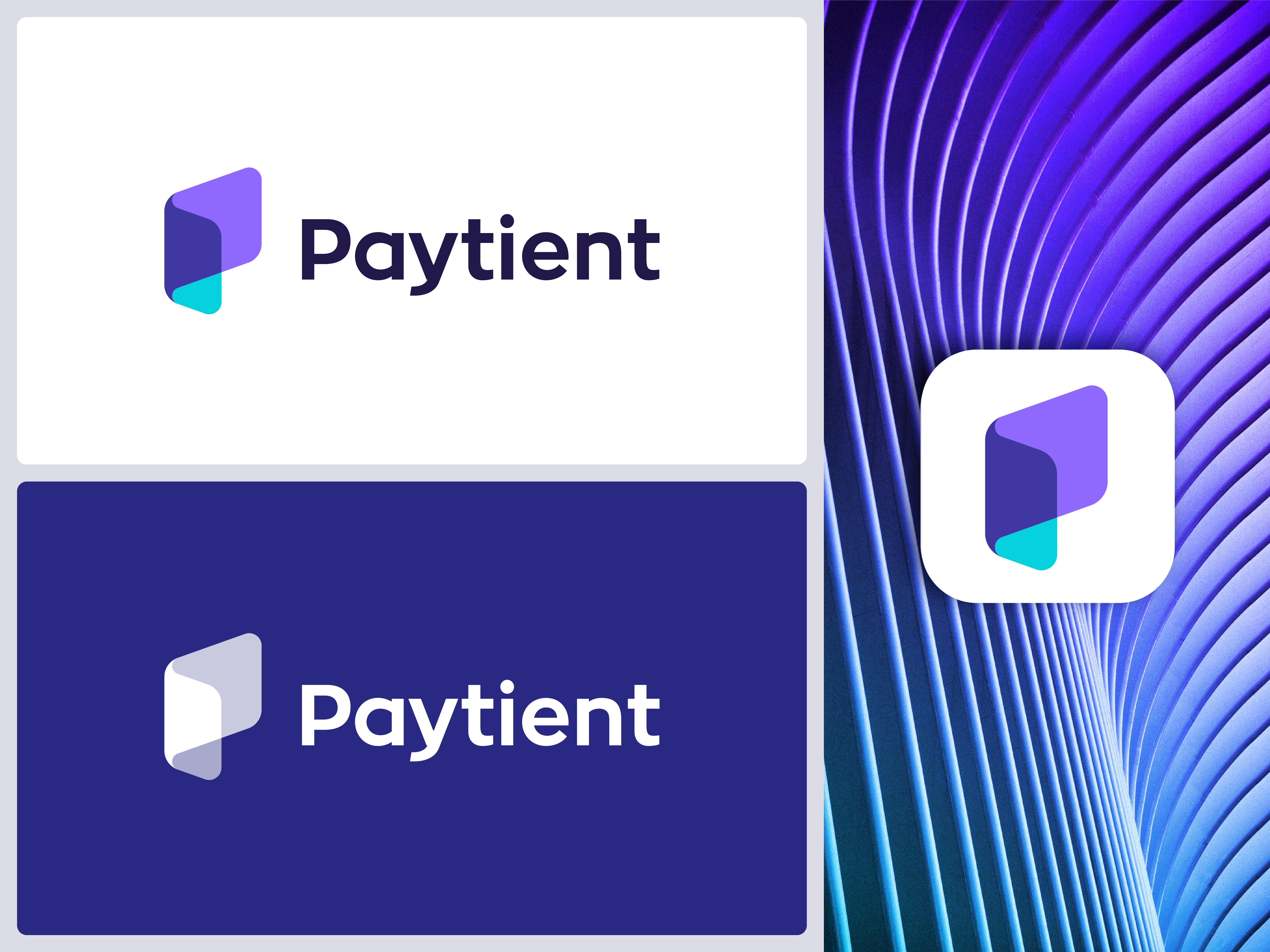 Logo For Medical Bill Pay App Paytient Medical Logos Inspiration Money Logo Logo Concept