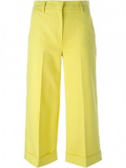 Moncler Blusas amarillo