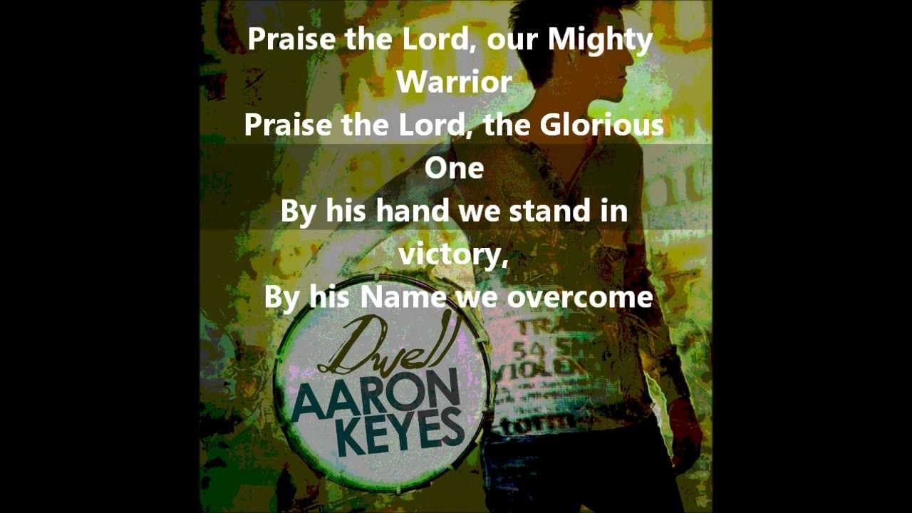 Song of moses by aaron keyes with lyrics praise and worship song of moses by aaron keyes with lyrics stopboris Images