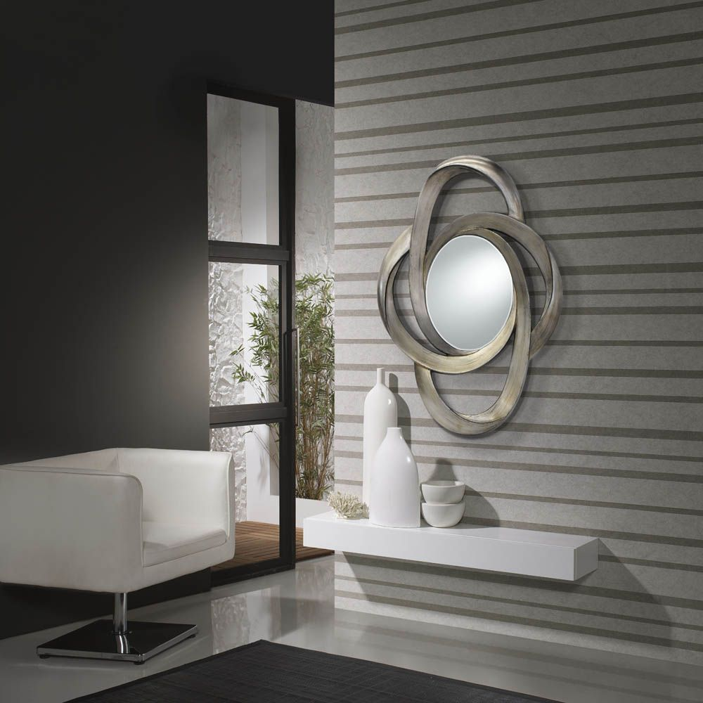 704 espejo para entradas peque as decoracion en 2019 espejos entradas peque as y espejos - Espejos de pared modernos ...