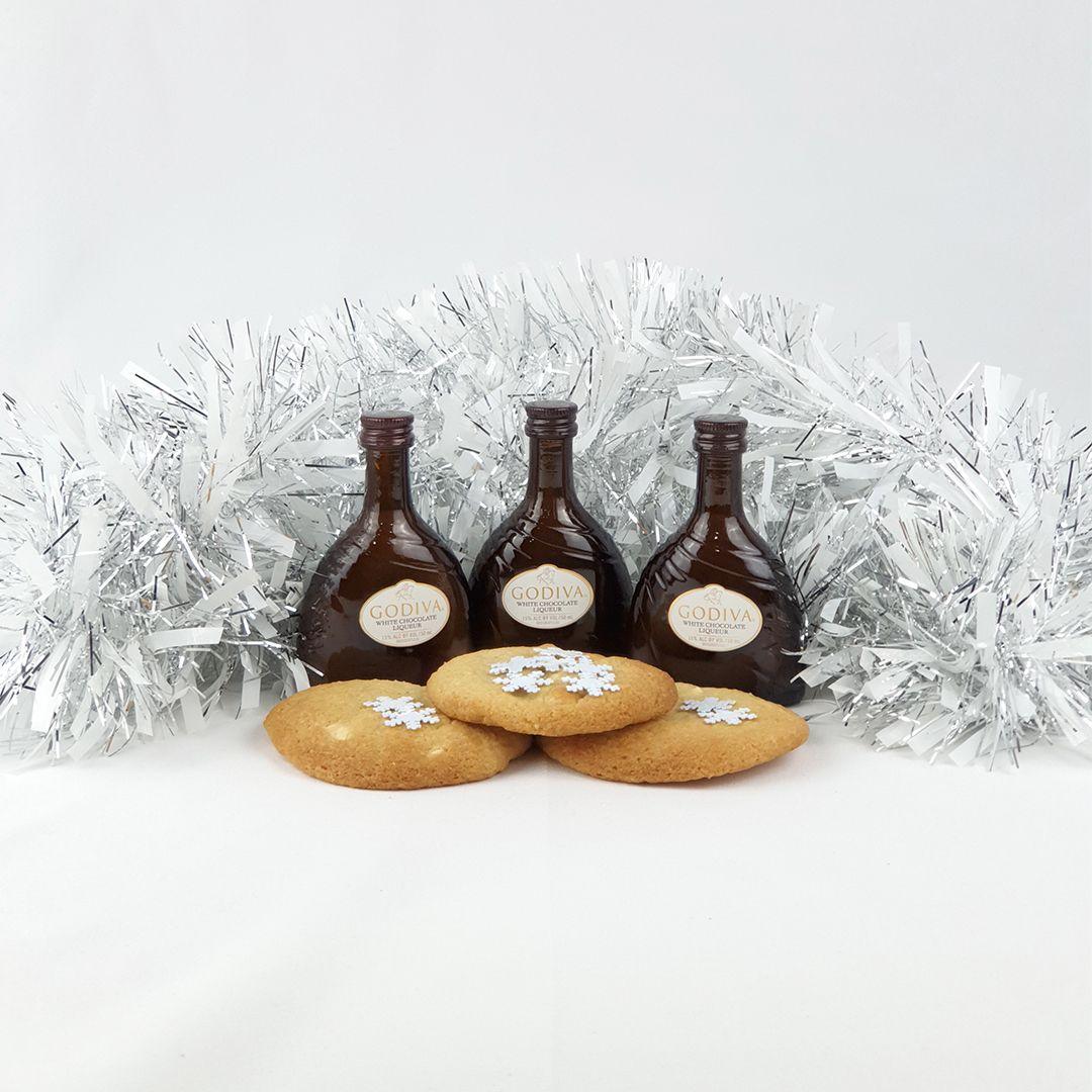 Godiva White Chocolate Cookies