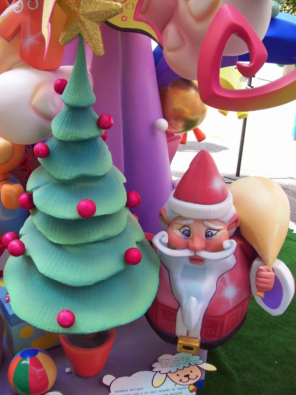 POP ART, KITSCH & CURIOSITIES: So, this is Christmas