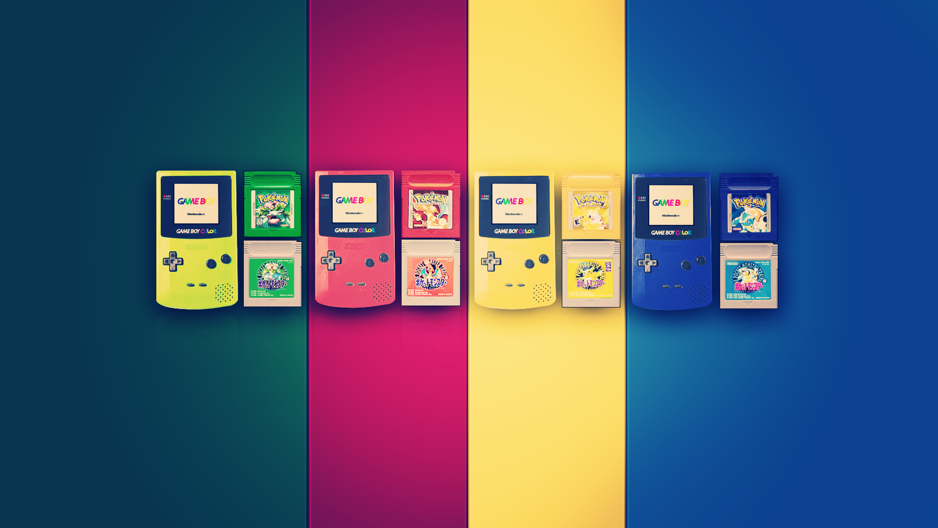 cool pokemon gameboy wallpaper 41885 Fond d'écran