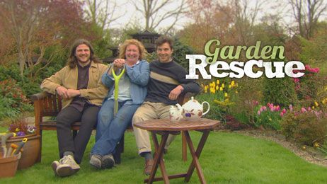 Charlie Dimmock And The Rich Brothers Rescue Garden Northamptonshire