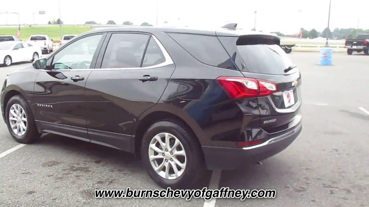 Used 2019 Chevrolet Equinox Fwd 4dr Lt W 1lt At Burns Chevrolet Of