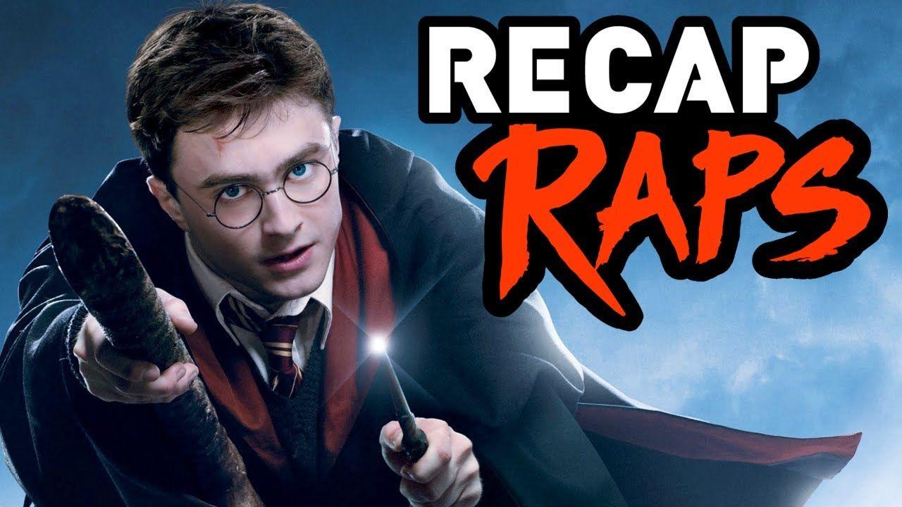 Recap Raps All 8 Harry Potter Movies In 3 Minutes