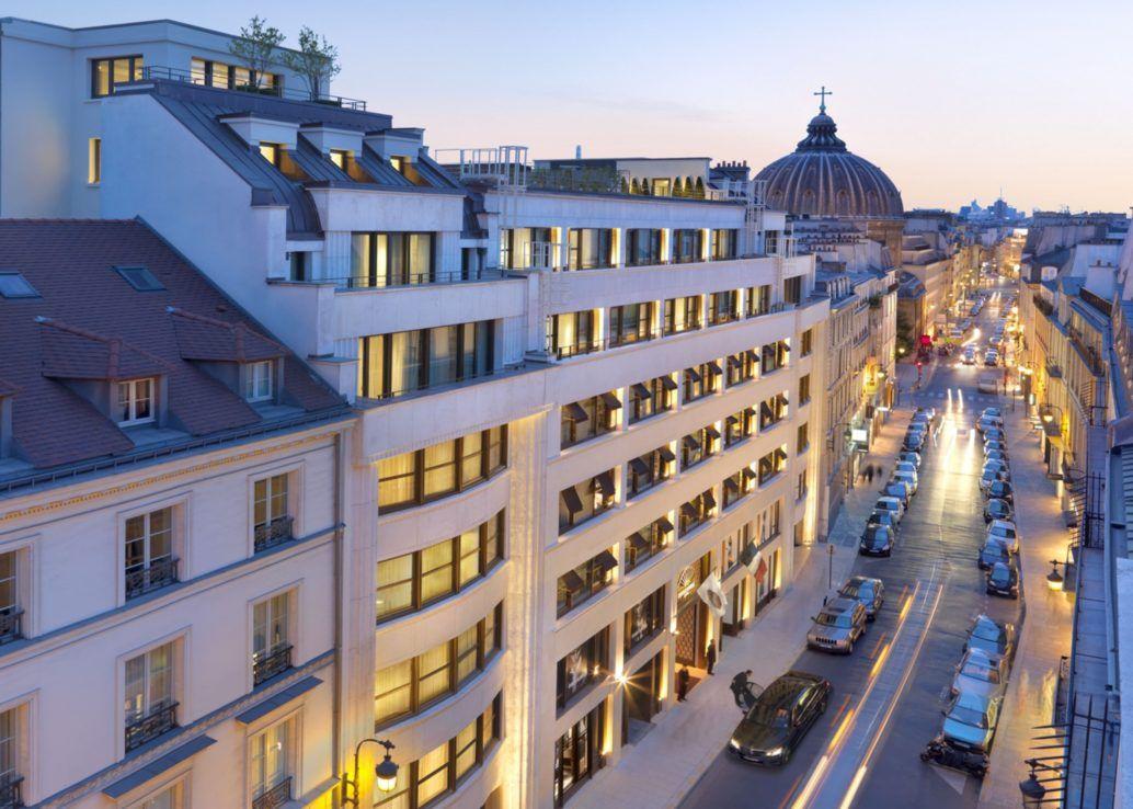 Mandarin Oriental Hotel, Paris
